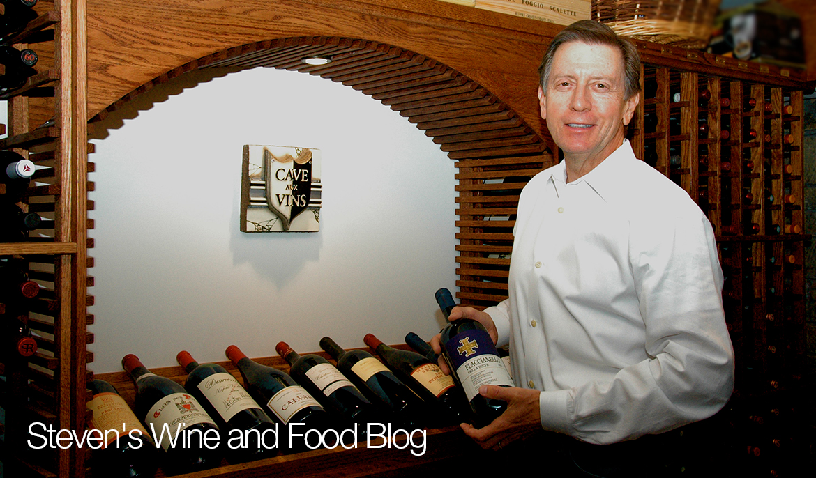 Steven's Wine and Food Blog