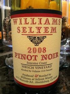 Hirsch Pinot '08