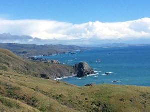 South of SF Coast