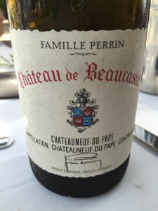 The Wines of Château Beaucastel