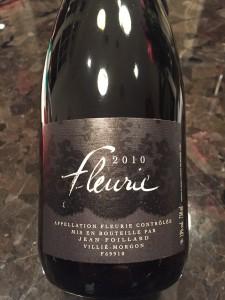 Foillard Fleurie '10