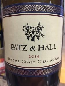 Patz & Hall Chard '14