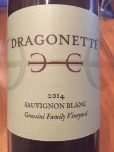 Dragonette Sauv Blanc
