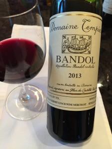 Bandol Rouge '13