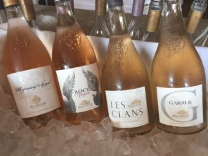 The Rosés of Chateau D'Esclans